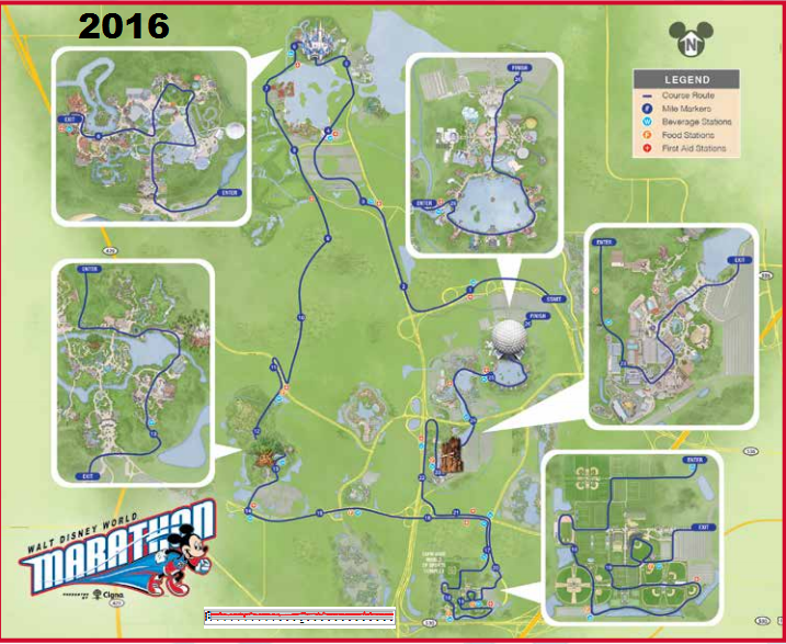 2016 WDW Marathon Weekend Is Less Than a Month Away! - Wife Mother ...