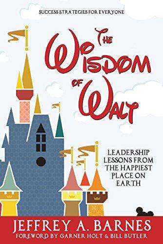 Wisdom of Walt Book
